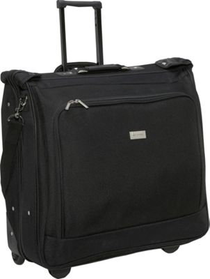 Geoffrey Beene Luggage Rolling Garment Carrier - Black