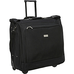 Rolling Garment Carrier Black