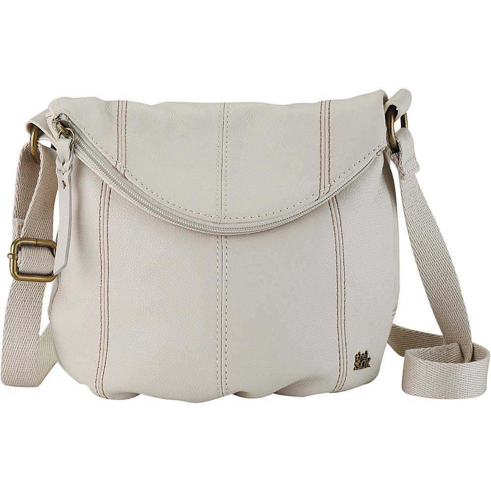 Upc 711640472002 Product Image For The Sak Deena Flap Crossbody Bag Stone Leather