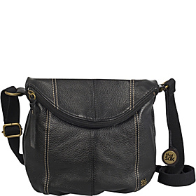 Deena Crossbody Flap Black