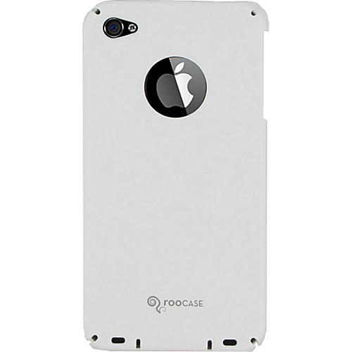 rooCASE 3-in-1 Kit - Original Shell Case for iPhone 4