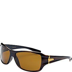 Monarch Polarized Sunglass Shiny Driftwood Demi