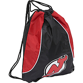 New Jersey Devils String Bag BLACK