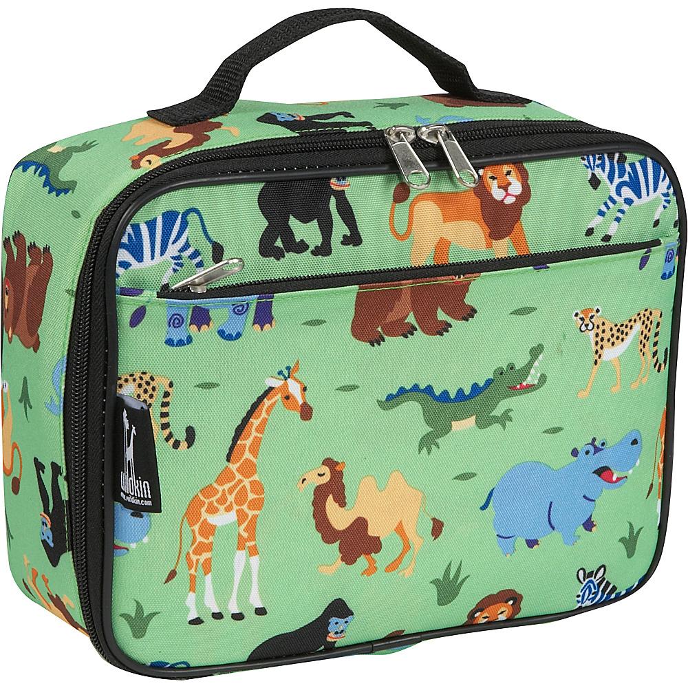 Wildkin Wild Animals Lunch Box Wild Animals - Wildkin Travel Coolers - Travel Accessories, Travel Coolers