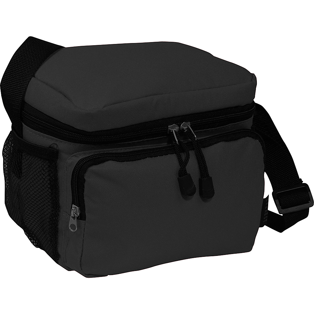 Everest Cooler/Lunch Bag - Black - Travel Accessories, Travel Coolers