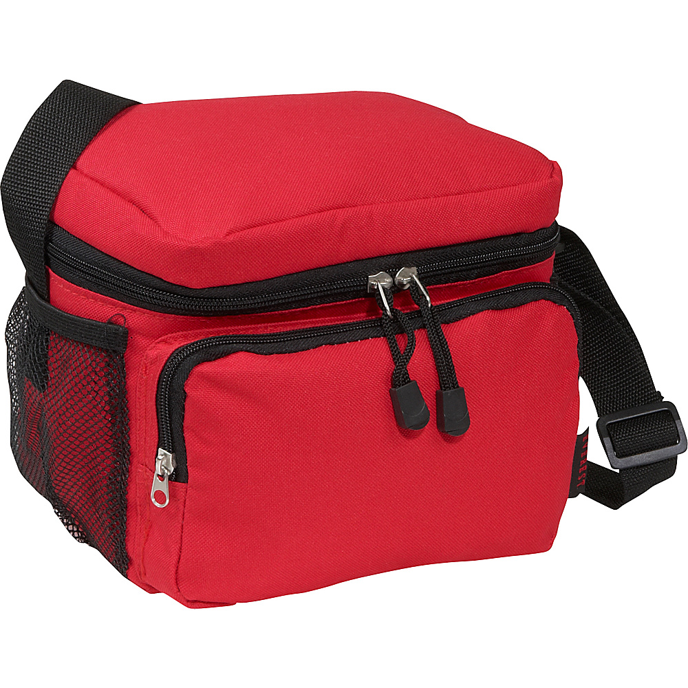 Everest Cooler/Lunch Bag - Red - Travel Accessories, Travel Coolers