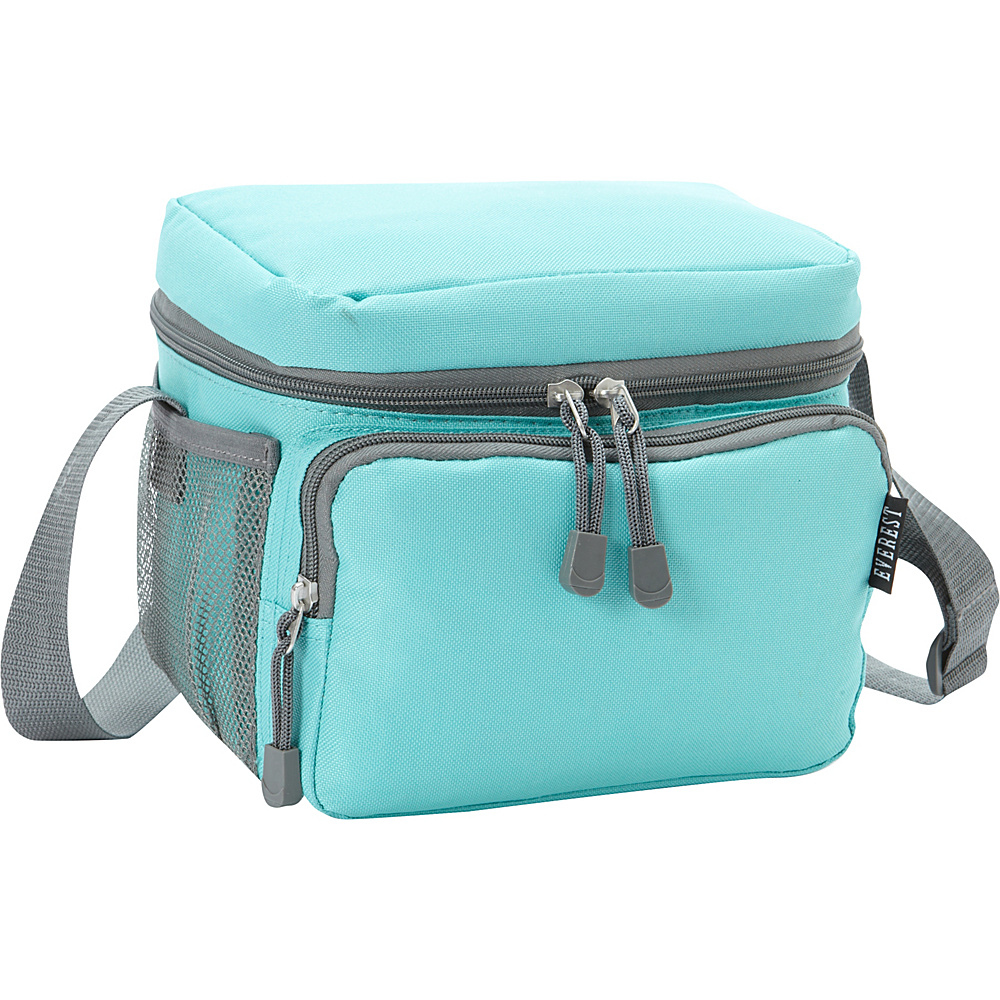 Everest Cooler/Lunch Bag Aqua Blue - Everest Travel Coolers - Travel Accessories, Travel Coolers