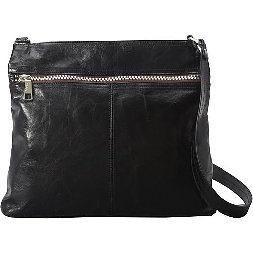 Hobo Lorna Black - Hobo Leather Handbags