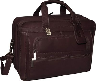 ClaireChase Guardian Laptop Brief - Cafe
