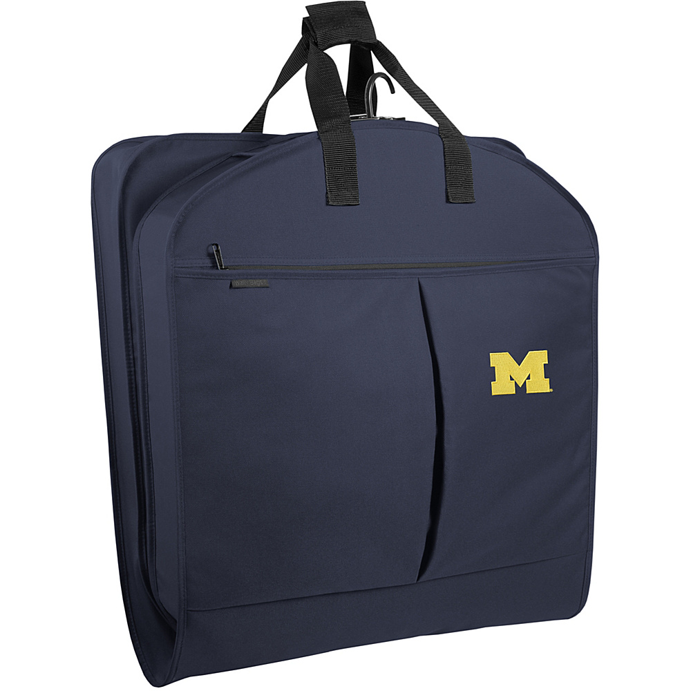 Wally Bags University of Michigan 40 Suit Length - Luggage, Garment Bags