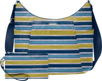 baggallini Hobo Tote Apple - baggallini Fabric Handbags