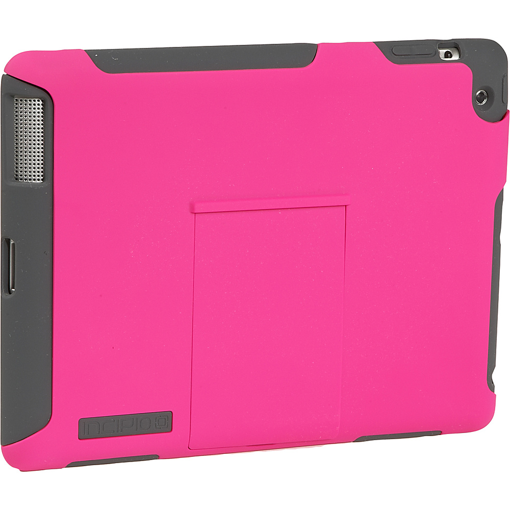 Incipio Silicrylic for Apple iPad 2 - Magenta / Gray - Technology, Electronic Cases