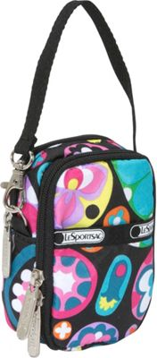 LeSportsac Paula Flower Drops - LeSportsac Personal Electronic Cases