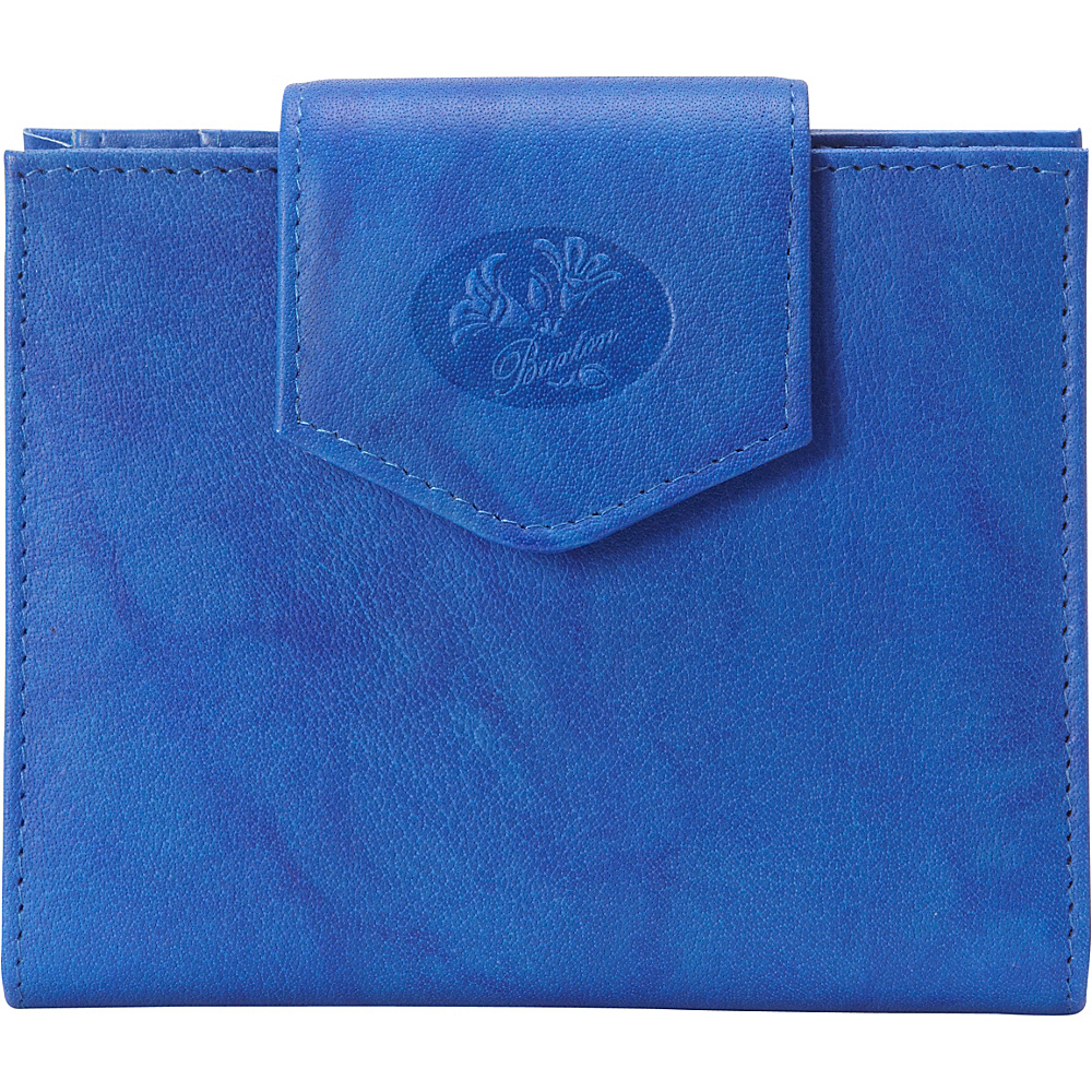 Buxton Heiress Ladies Cardex Strong Blue - Buxton Womens Wallets - Women's SLG, Women's Wallets