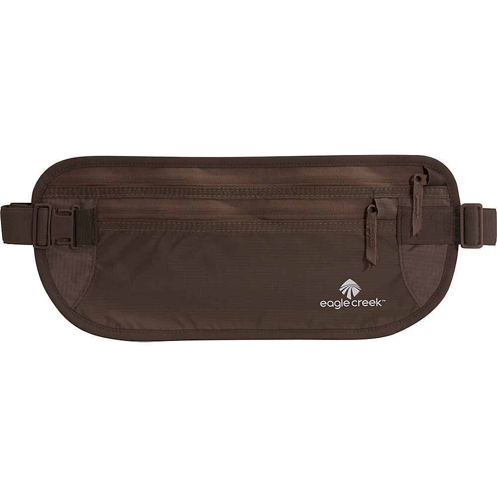 Eagle Creek Undercover Money Belt DLX Mocha - Eagle Creek Travel Wallets - Travel Accessories, Travel Wallets
