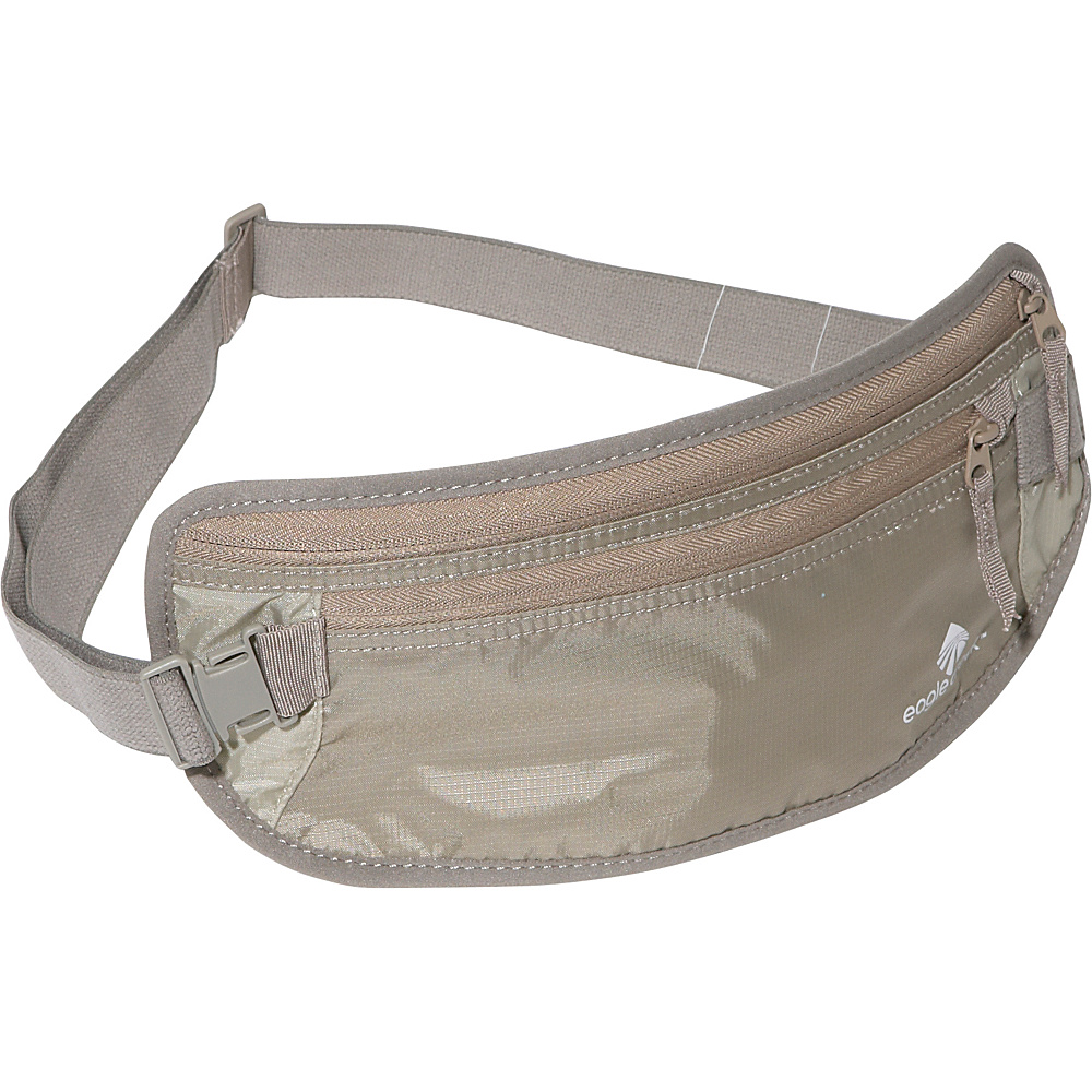 Eagle Creek Undercover Money Belt DLX - Khaki - Travel Accessories, Travel Wallets