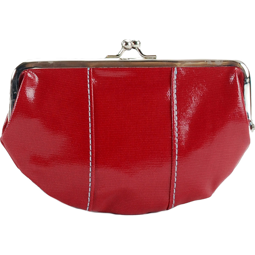 Urban Junket Sandi Coin Purse Scarlet