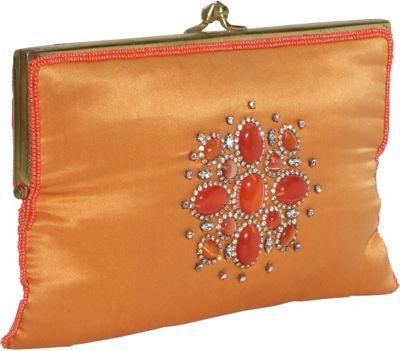 Moyna Handbags Beaded Evening Clutch - Clutch