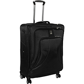 Walkabout Lite 4 25'' Exp Spinner Upright Black