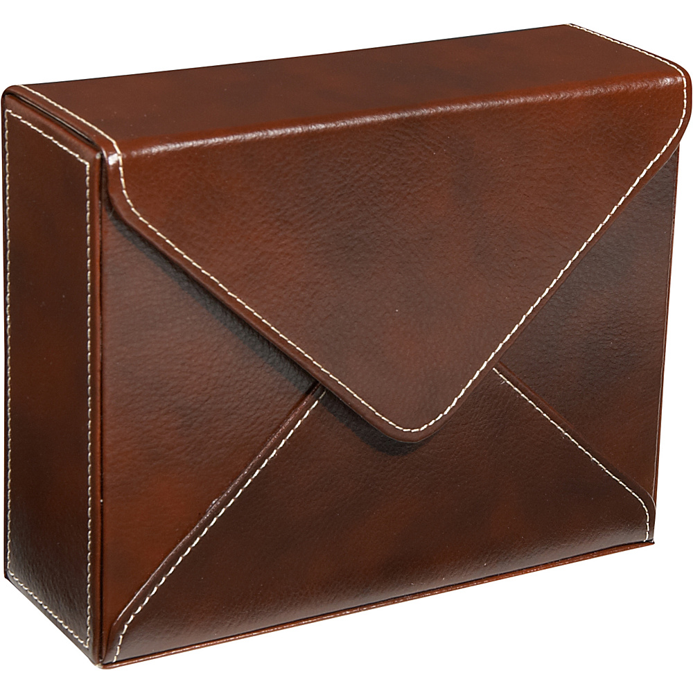 Bellino Message in a Box - Brown - Work Bags & Briefcases, Business Accessories