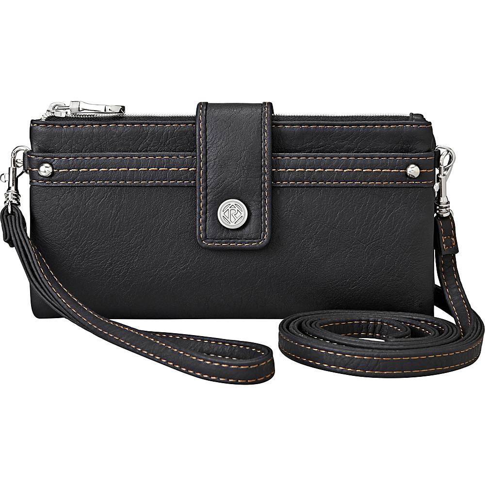 Relic Vicky Checkbook - Black - Women's SLG, Women's Wallets