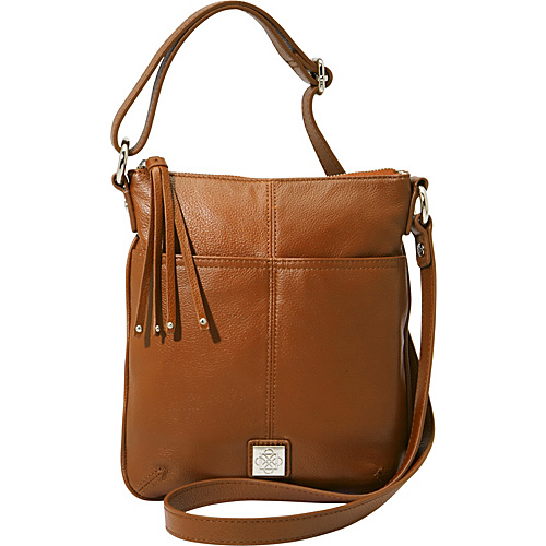 Piazza Gia Crossbody - Nutmeg