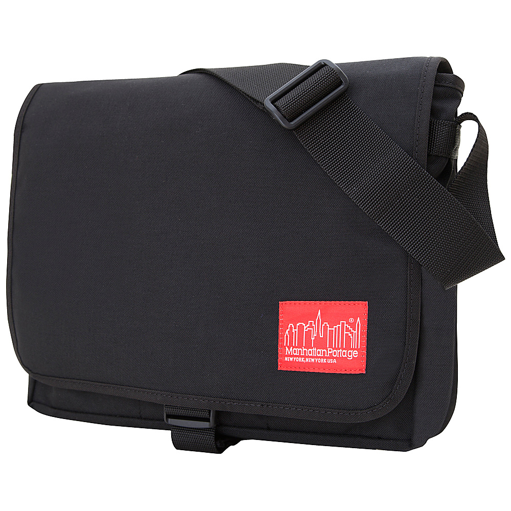 Manhattan Portage Deluxe Computer Bag (13) - Black - Work Bags & Briefcases, Messenger Bags