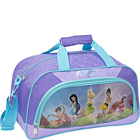 Fairies Follow The Pixie Dust - 18'' Non-Wheeled Duffle Fairies