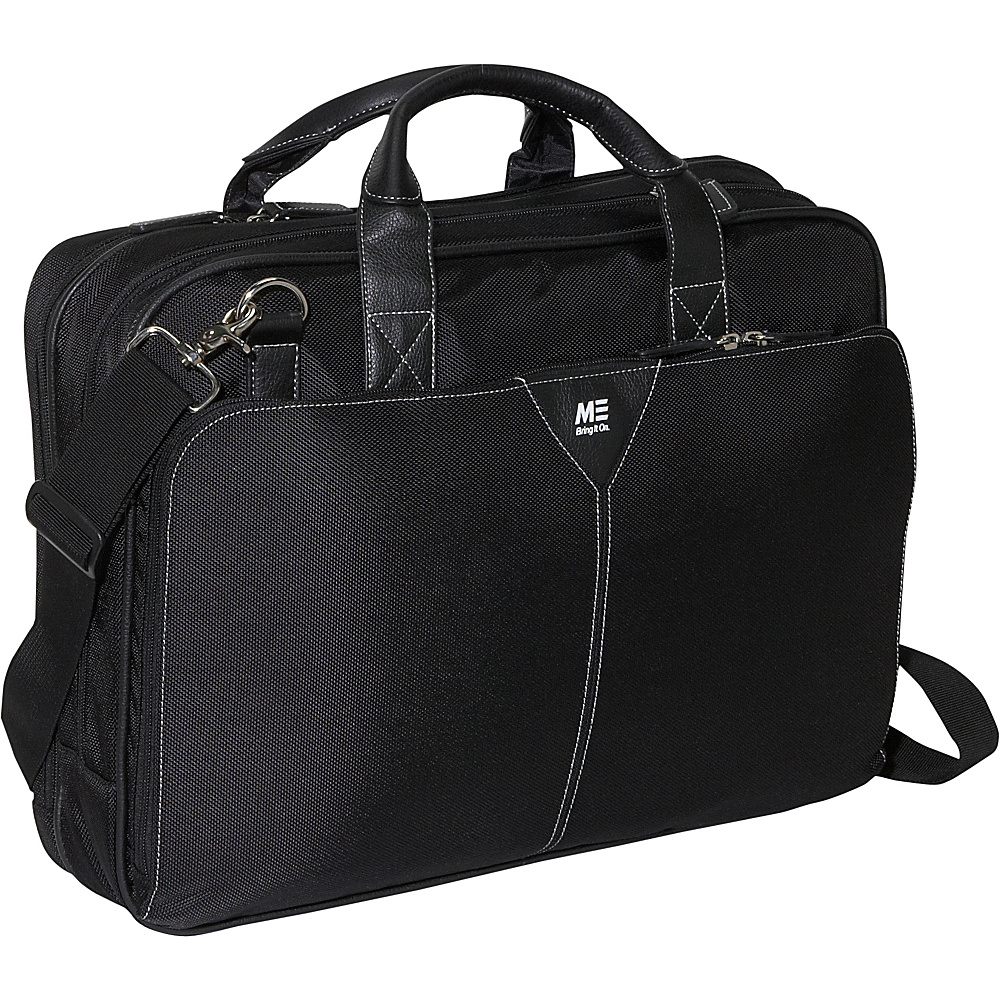 Mobile Edge Premium Nylon Laptop Briefcase for 16 PC