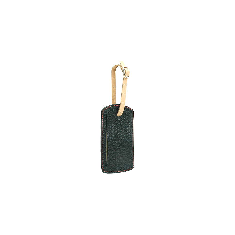 TUSK LTD Luggage Tag Black TUSK LTD Luggage Accessories
