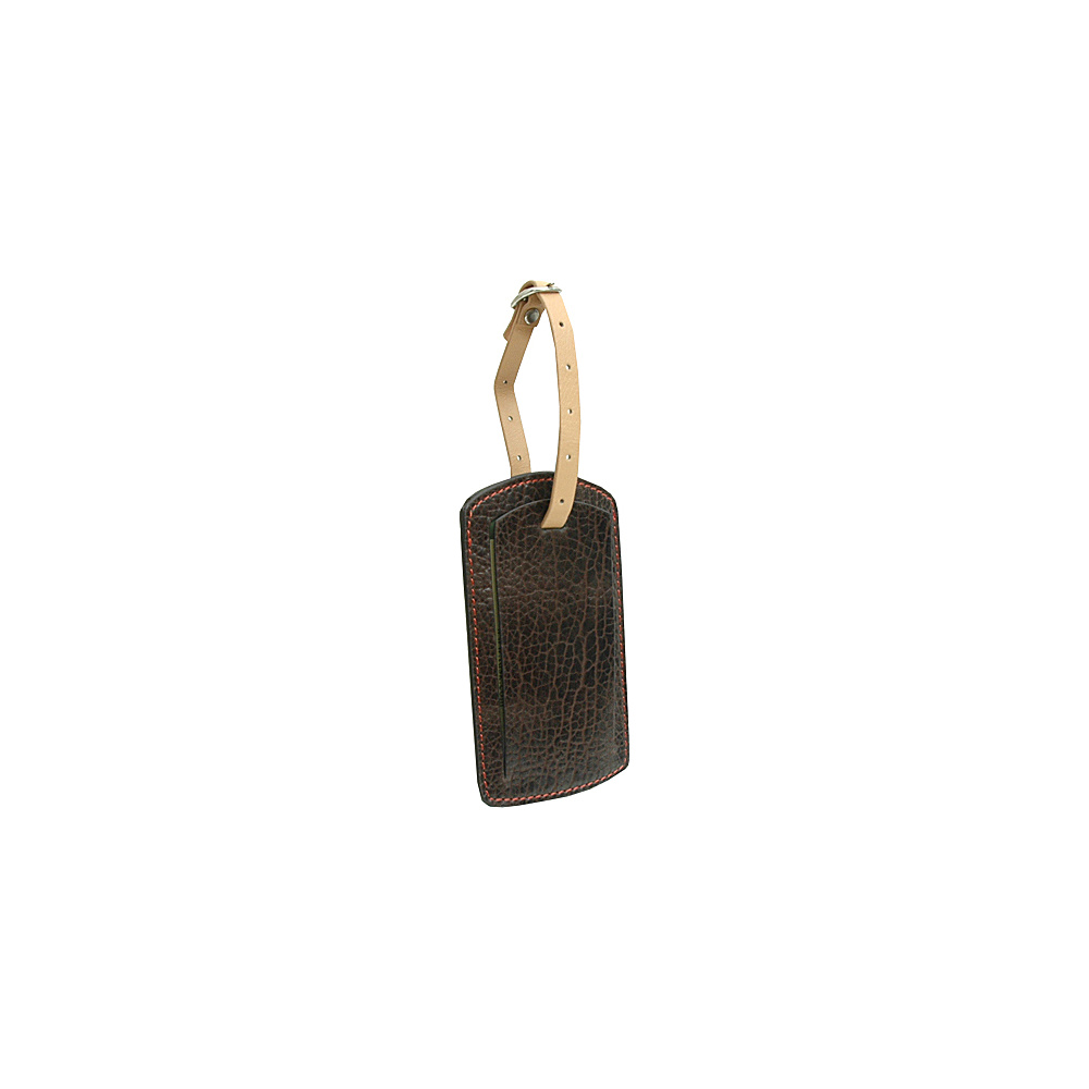TUSK LTD Luggage Tag Chocolate TUSK LTD Luggage Accessories