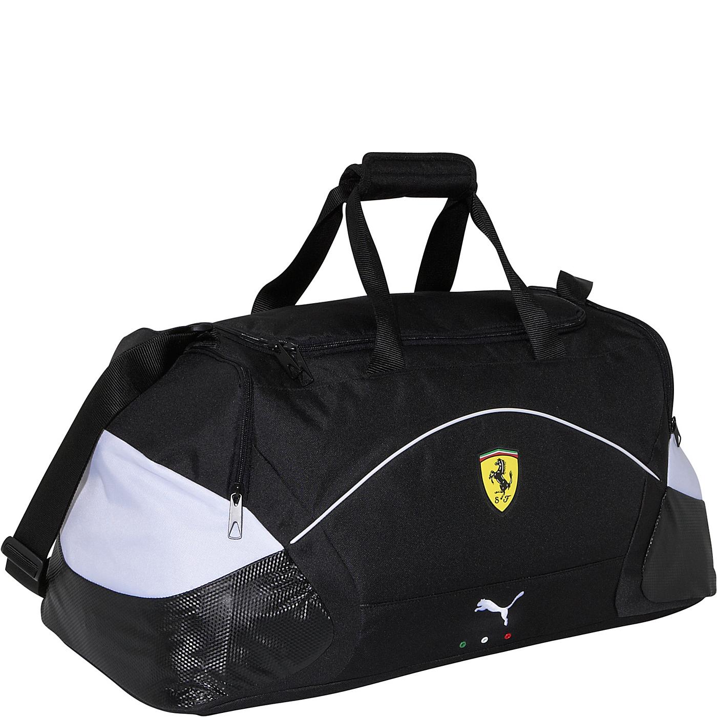 Puma Ferrari Replica Medium Team Bag on PopScreen 8bb03d58ab379