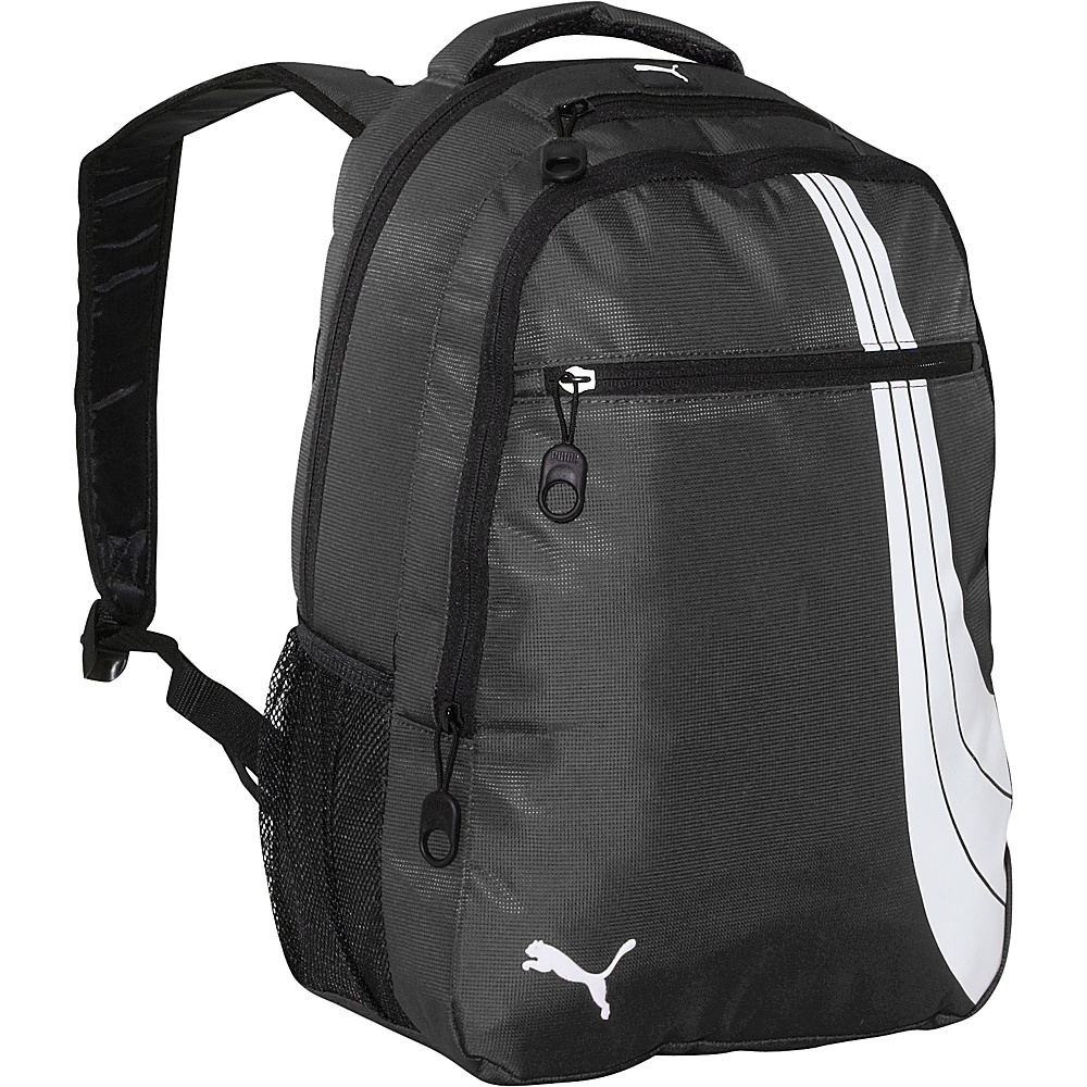 Puma Teamsport Formation Backpack Black Puma Business Laptop Backpacks