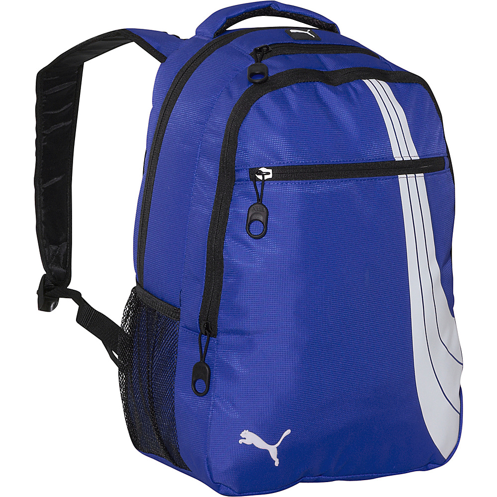 Puma Teamsport Formation Backpack Blue Puma Business Laptop Backpacks