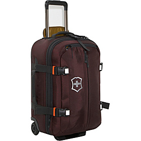 CH-97 2.0 CH 22'' Exp. Wheeled Carry-On Purple