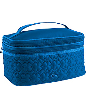 Two-Step Cosmetic Case Ocean Blue