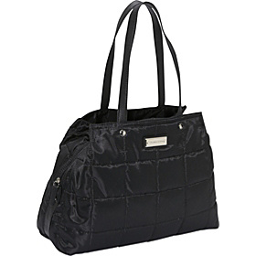 Hipster Diaper Bag  Black