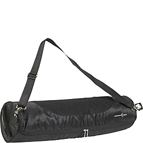 Premium Mat Tube Carryall Black