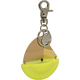 Land Ho Key Chain Lemon