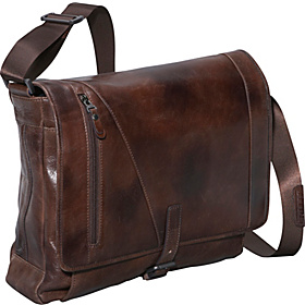 Rustic Messenger Bag Rustic
