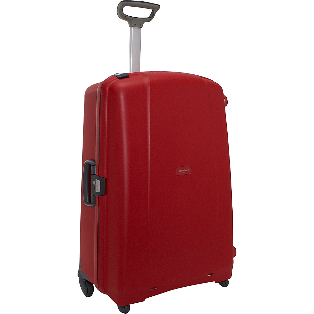 Samsonite Flite Spinner 31 - Red - Luggage, Hardside Checked
