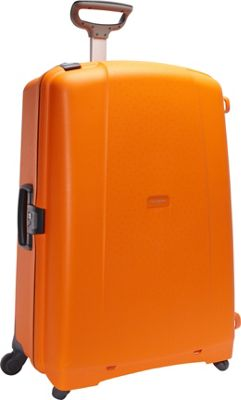 Samsonite F'lite GT Hardside Spinner Luggage - 31 inch Bright Orange - Samsonite Hardside Checked