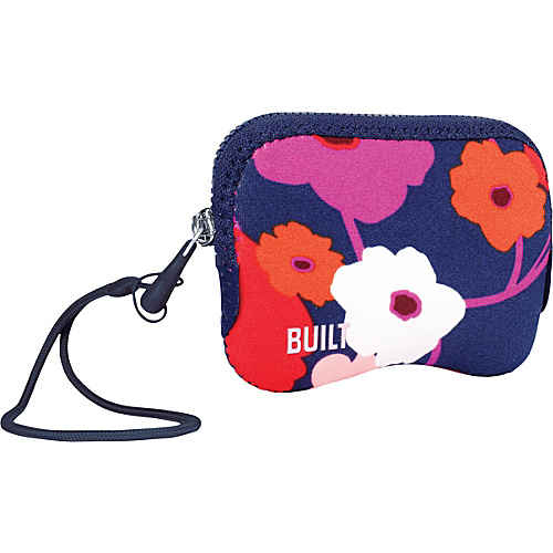BUILT Zip Camera Compact Lush Flower - BUILT Camera Cases