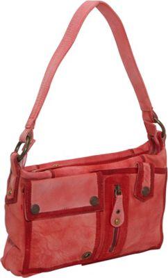 Latico Leathers Jordan - Red