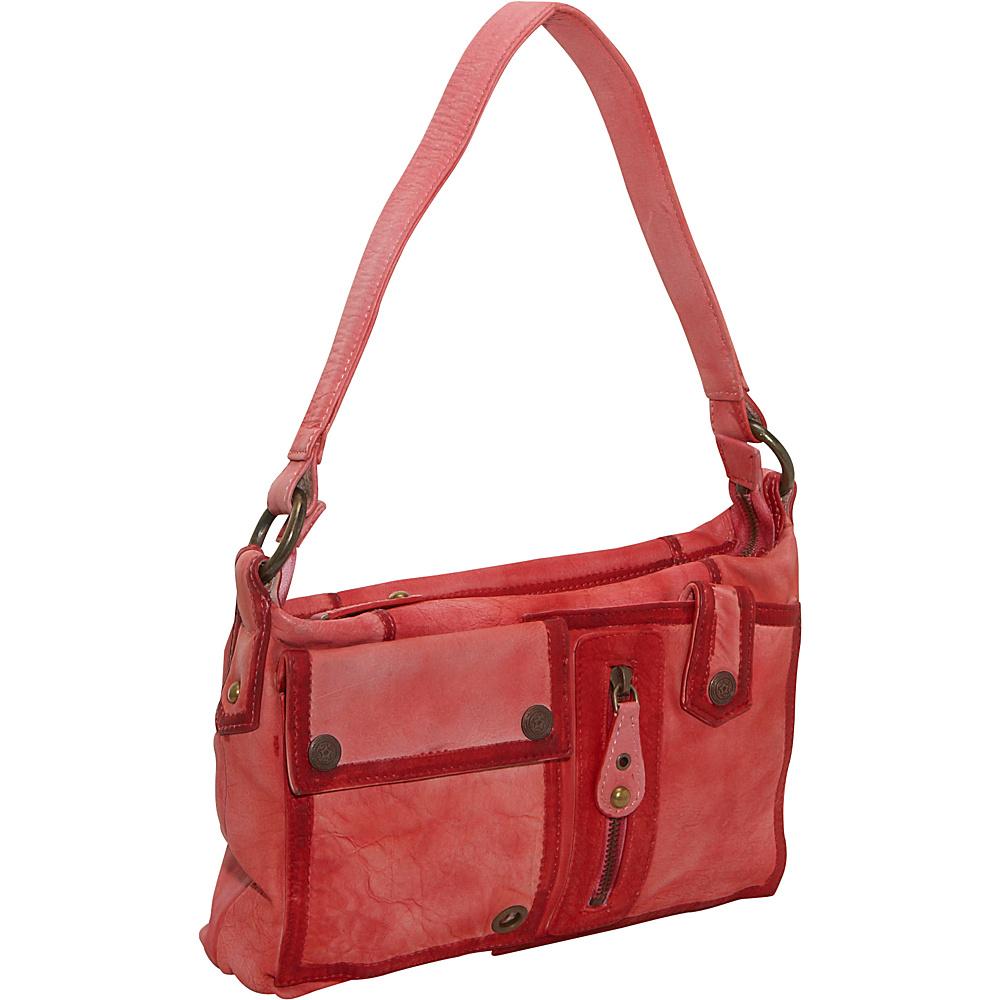 Latico Leathers Jordan Red
