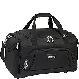 Helium Alliance 20'' Cargo Duffle Black