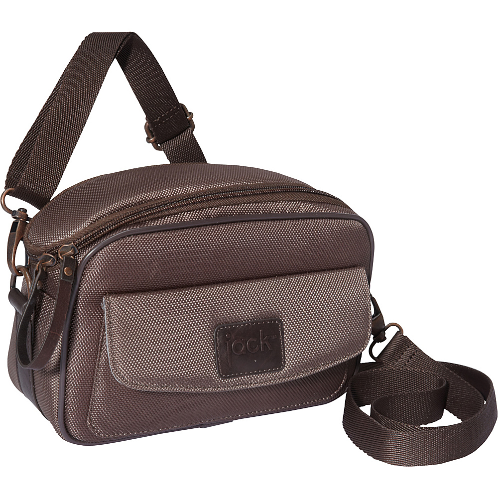 Jill-e Designs Jack Compact System Camera Bag Chocolate Brown - Jill-e Designs Camera Accessories
