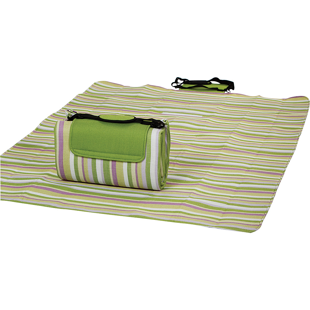 Image of Picnic Plus Mega Mat - Large Lime Rickey - Picnic Plus Outdoor Accessories