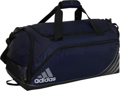 adidas Team Speed Duffel Large Collegiate Navy - adidas Gym Duffels