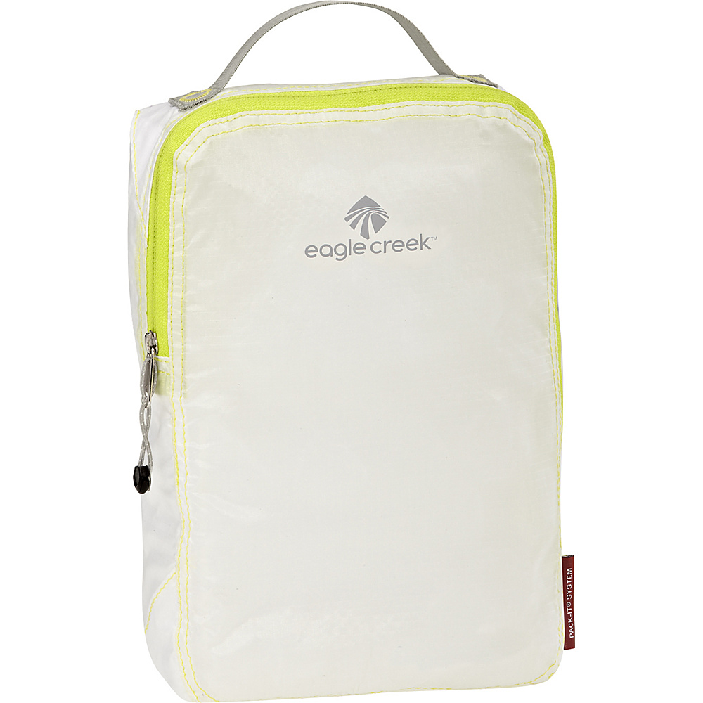 Eagle Creek Pack It Specter Quarter Cube White